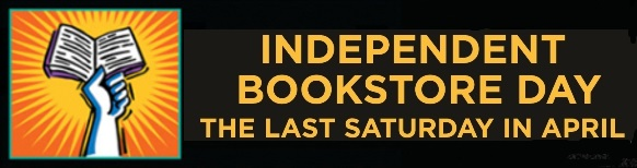 Independent Bookstore Day [April 2017 = #3]